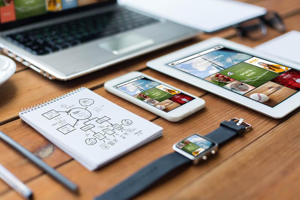 Création site internet Dijon : pensez responsive design